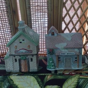Other - Ceramic houses